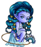 Cosplay Pae'il - Shiva by frasdel