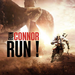 Run Connor Run ! by MegoMagdy15