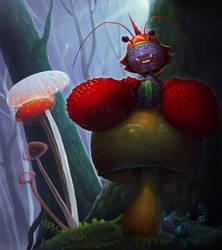 Little giant by BannHuaSingha