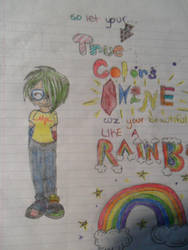 My true colors by Empowerd