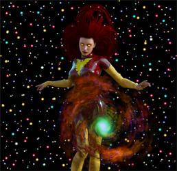 Phoenix Colorwhirl by bushsbunny