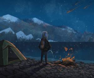 Campfire by Art-of-Animalpark