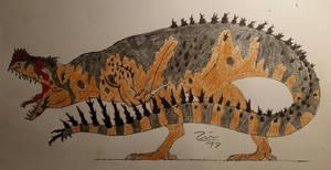 Deinorostrasauron sperberi by TheDubstepAddict