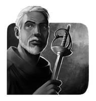 Sword Master by JustaBlink