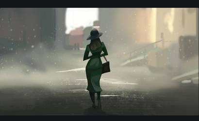 Grace by JustaBlink