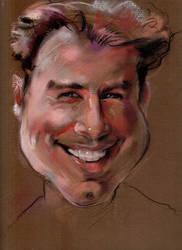 John Travolta by Shotico