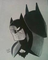 BATMAN by ChrisFaccone