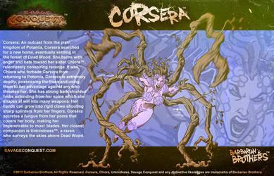 Corsera by ChrisFaccone
