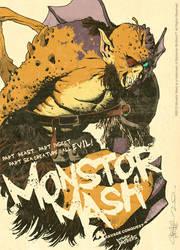 MONSTOR MASH by ChrisFaccone