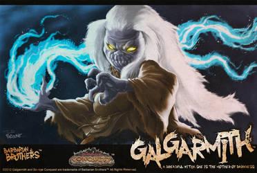 GALGARMITH by ChrisFaccone
