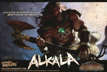 ALKALA by ChrisFaccone
