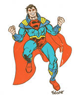 Super-Boy Prime by ChrisFaccone