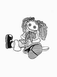 Dolly by NinjaStripes