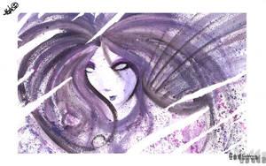 Goddess -- Glitter be Gay by retromortis