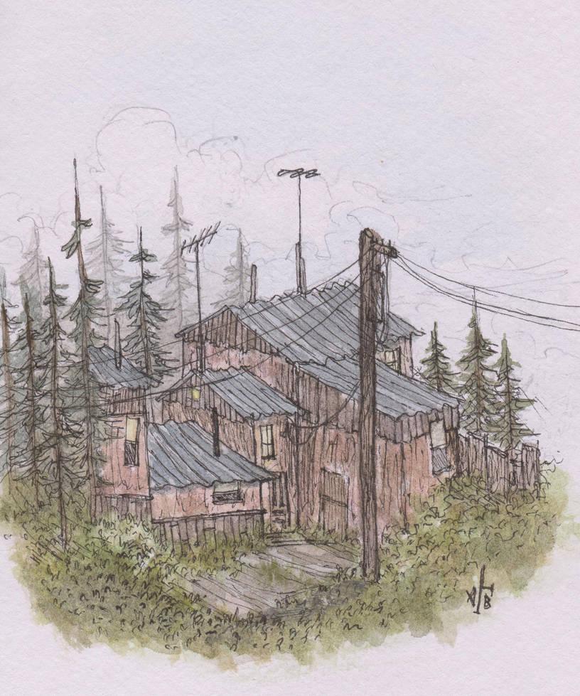 Quiet Residence by BeardyPine