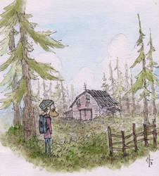 Barnhouse by BeardyPine