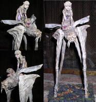 Dark Crystal Kira Landstrider by futantshadow