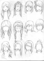 another hair reference by tenzen888
