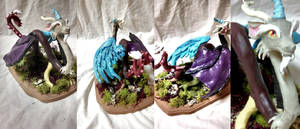 My Little Pony Discord Miniature by dream--chan
