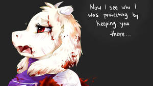 The real one I was protecting. by dream--chan