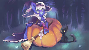 Scenic Heart: HALLOWEEN SPECIAL YCH by dream--chan