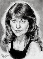 Elizabeth Sladen by TimeLadyGirlLDC