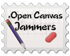 OpenCanvas Jammers Stamp by Twin-Kamon