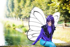 Butterfree Humanized by adaman77