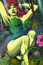 Poison Ivy Colors by eHillustrations