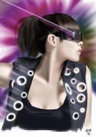 2NE1 - CL by eHillustrations