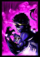 Nightcrawler by eHillustrations