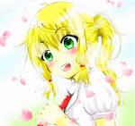 Anime Girl_ YAMAWE ~ by reese-yamawe