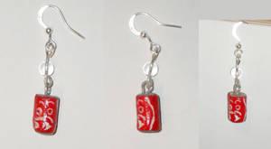 Coke Earring 47 by aarre-pupu