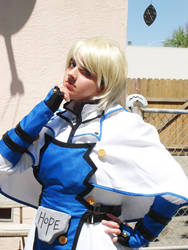 GG - Ky Kiske Cosplay 02 by Orchidias