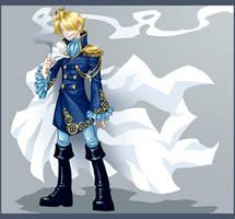 Prince of Retardia by SybLaTortue