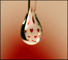 Drop of love by MiniboyJim