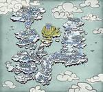 Map-AraFell-Gully by Caladium