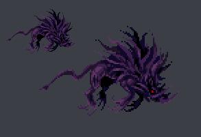 Dark Beast by Caladium