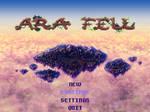 AraFell Title-SunSetRise by Caladium