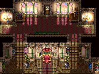 Throne Room by Caladium