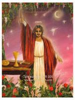 The Magician Tarot by Terrauh
