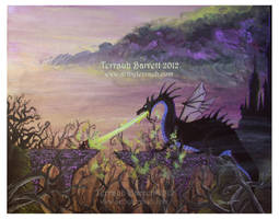 Maleficent's Wrath by Terrauh