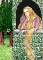 Rapunzel by Terrauh