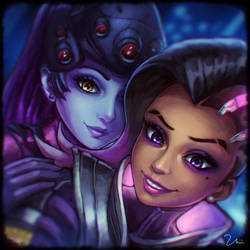 Selfie by umigraphics