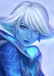 Rime Sombra by umigraphics
