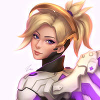 Mercy by umigraphics