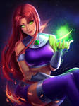 Starfire by umigraphics