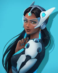 Symmetra by umigraphics
