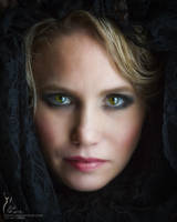Black lace... by RobertSleeper