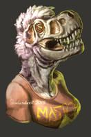 T rex2 by BASELARDER